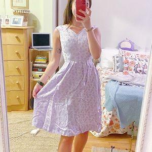 3/$19✨ Vintage Style Floral Formal Dress